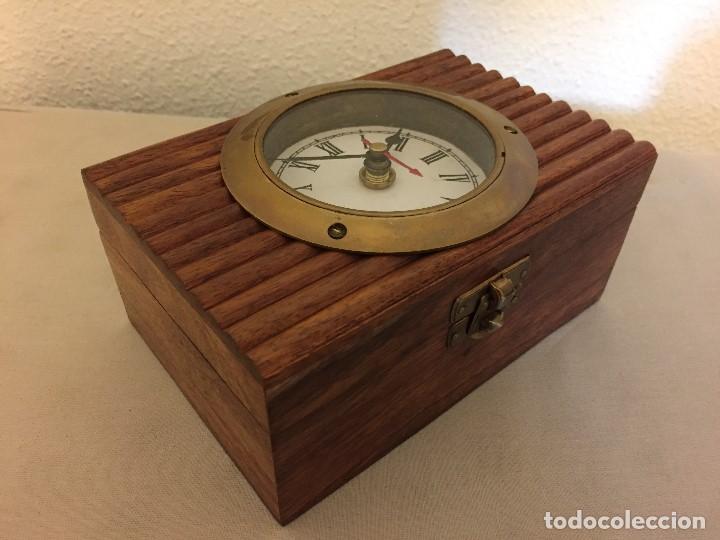 Relojes de carga manual: RELOJ / JOYERO CON ESPEJO - Foto 3 - 111441075
