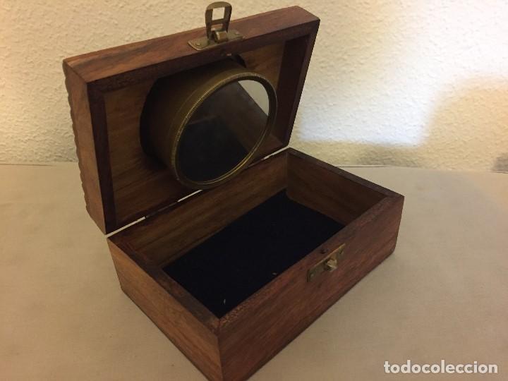 Relojes de carga manual: RELOJ / JOYERO CON ESPEJO - Foto 4 - 111441075
