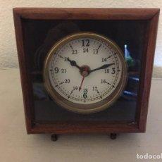 Relojes de carga manual: RELOJ EN CAJA. Lote 111441891