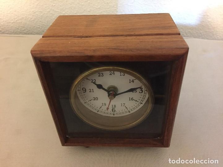 Relojes de carga manual: RELOJ EN CAJA - Foto 4 - 111441891