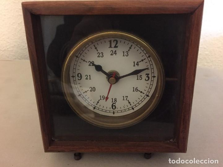 Relojes de carga manual: RELOJ EN CAJA - Foto 6 - 111441891