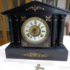 Relojes de carga manual: RELOJ SOBREMESA AMERICANO ANSONIA. Lote 111481795