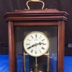 Relojes de carga manual: RELOJ DE SOBREMESA ¡¡ BLUMAR !! ( RADIANT ) ¡ VINTAGE ! ( VER FOTOS ). Lote 112158631