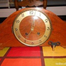 Relojes de carga manual: RELOJ DE SOBREMESA TRUMPF. FUNCIONA.. Lote 112828727