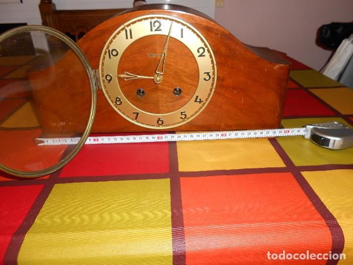 Relojes de carga manual: RELOJ DE SOBREMESA TRUMPF. FUNCIONA. - Foto 3 - 112828727