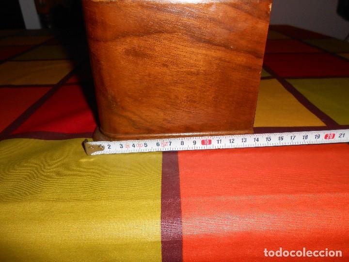 Relojes de carga manual: RELOJ DE SOBREMESA TRUMPF. FUNCIONA. - Foto 9 - 112828727