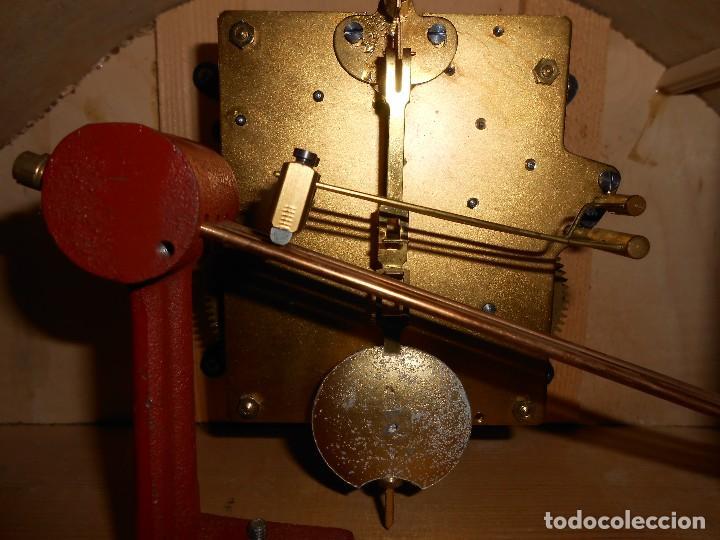 Relojes de carga manual: RELOJ DE SOBREMESA TRUMPF. FUNCIONA. - Foto 12 - 112828727