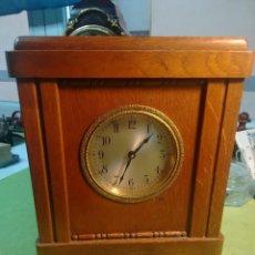 Relojes de carga manual: RELOJ HUCHA, ALEMAN DOS FLECHAS, FUNCIONA CORRECTAMENTE.. Lote 113196439