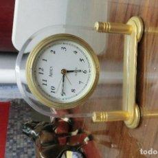 Relojes de carga manual: RELOJ ECHO EN METAL DORADO . Lote 113819527