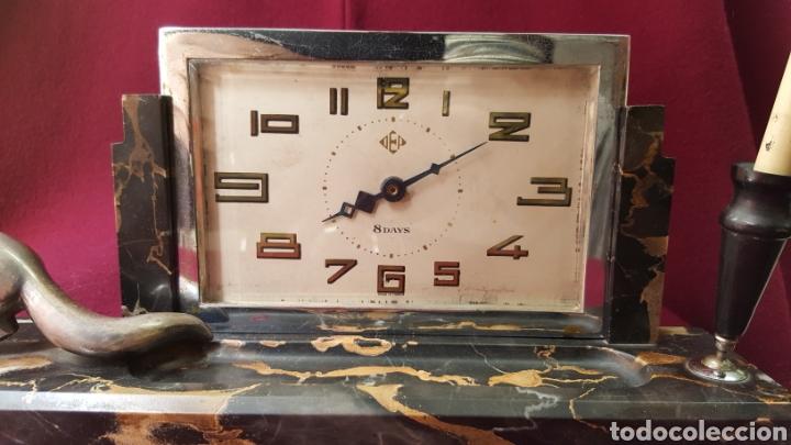 Relojes de carga manual: RELOJ ESTILO DECÓ DE ÉPOCA - Foto 3 - 115692736
