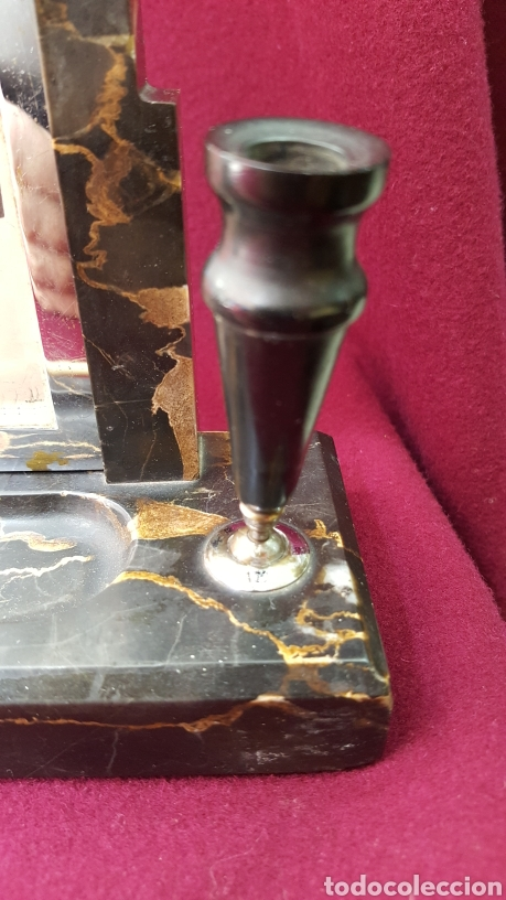 Relojes de carga manual: RELOJ ESTILO DECÓ DE ÉPOCA - Foto 8 - 115692736