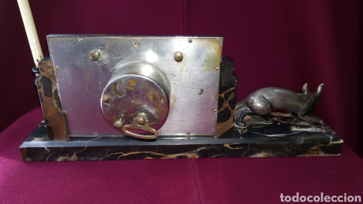 Relojes de carga manual: RELOJ ESTILO DECÓ DE ÉPOCA - Foto 9 - 115692736
