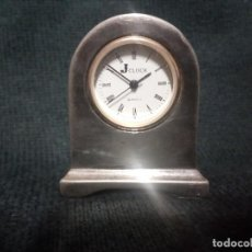 Relojes de carga manual: PEQUEÑO RELOJ,CLOCK CASE HONG KONG.MOVEMENT-JAPAN.JOYERIA JAVIER,VALLADOLID.. Lote 116212227