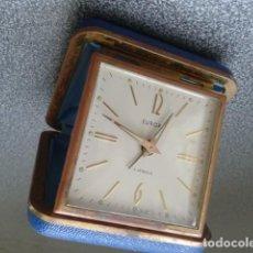 Relojes de carga manual: RELOJ DESPERTADOR AÑOS 60. Lote 116662015