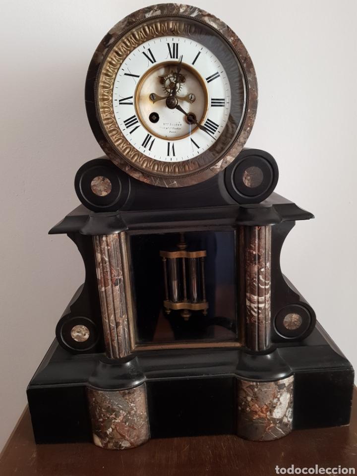 RELOJ DE NOTARIO (Relojes - Sobremesa Carga Manual)