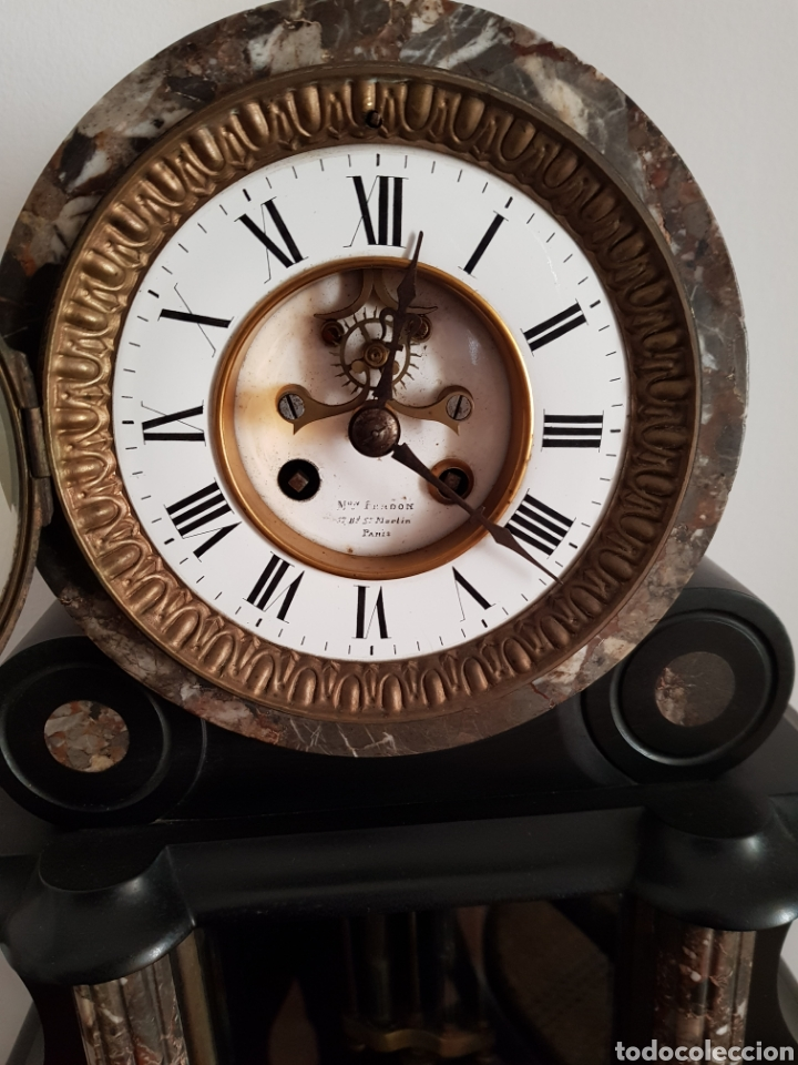 Relojes de carga manual: Reloj de notario - Foto 2 - 116673200