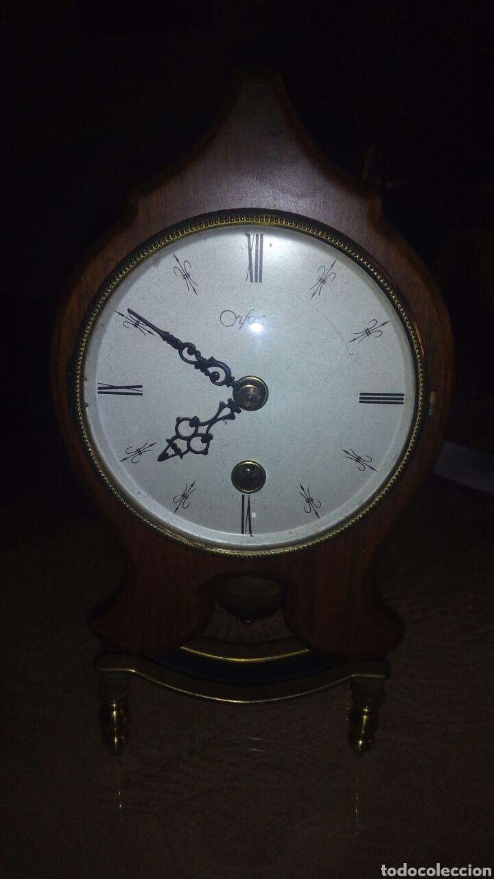 RELOJ DE MESA ORFAC (Relojes - Sobremesa Carga Manual)