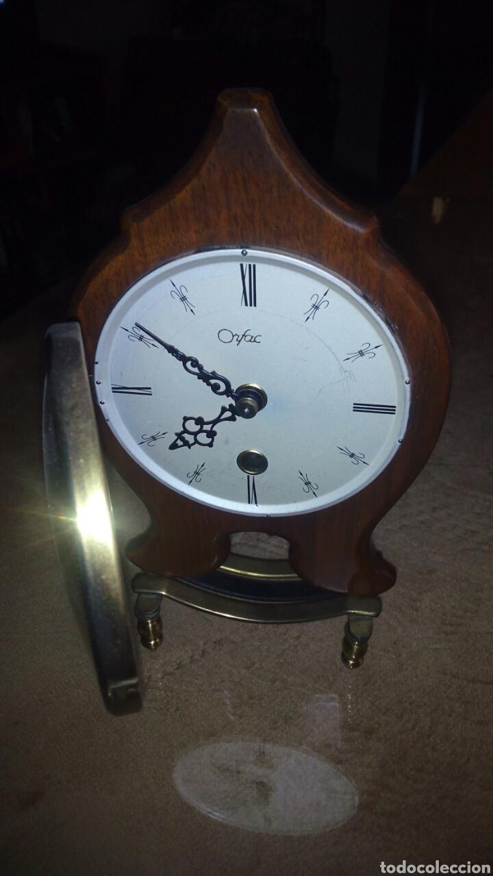 Relojes de carga manual: Reloj de mesa ORFAC - Foto 3 - 116855528