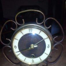 Relojes de carga manual: RELOJ DE SOBREMESA ,DE MAQUINARIA. Lote 116856204