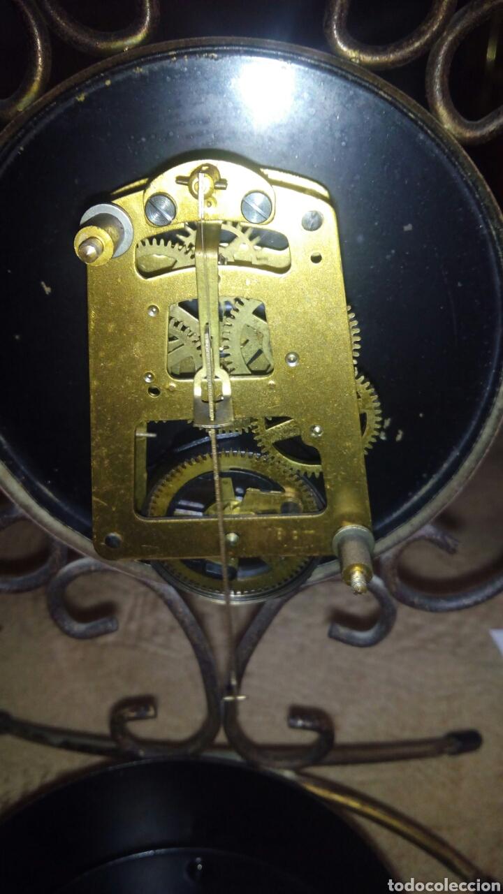 Relojes de carga manual: Reloj de sobremesa ,de maquinaria - Foto 3 - 116856204