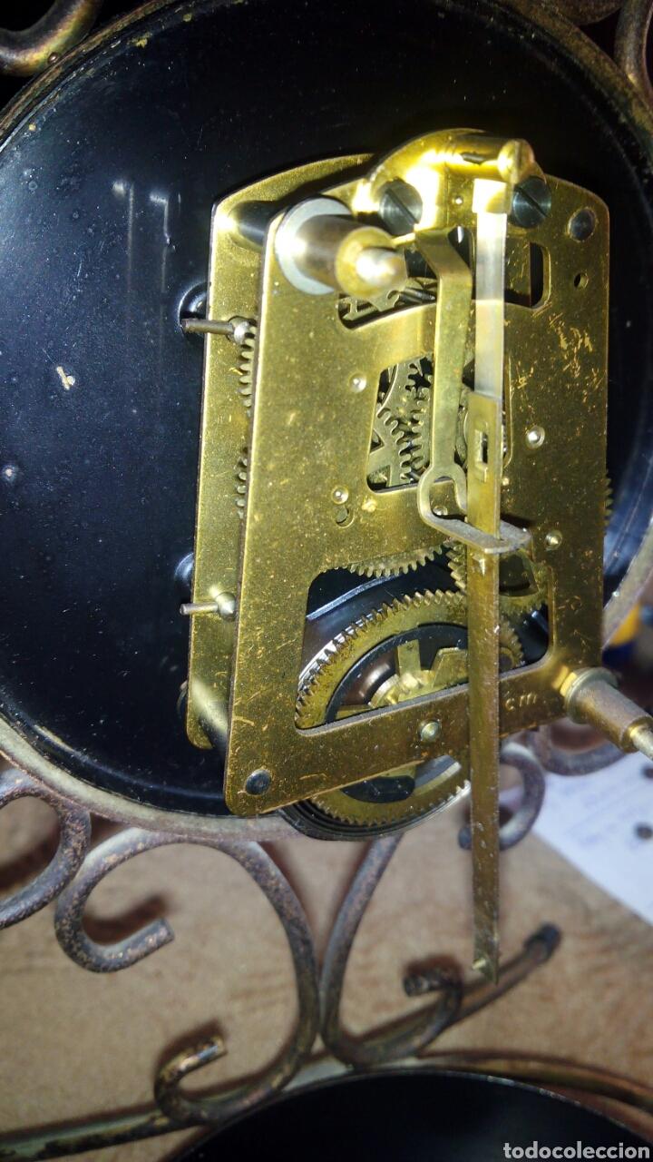Relojes de carga manual: Reloj de sobremesa ,de maquinaria - Foto 4 - 116856204