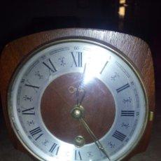 Relojes de carga manual: RELOJ DE SOBREMESA,MAQUINARIA. Lote 116856974