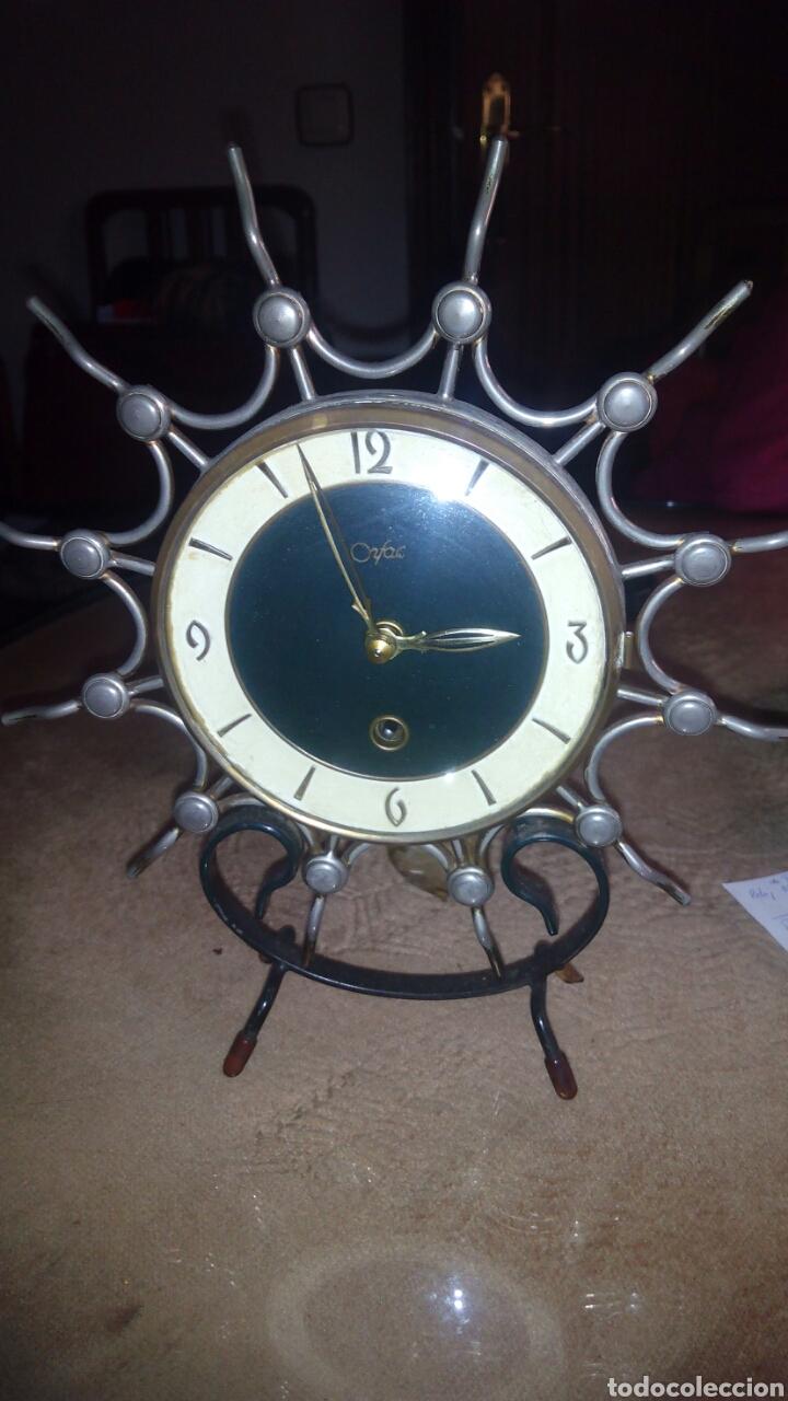 Relojes de carga manual: Reloj de sobremesa,maquinaria - Foto 2 - 116857151