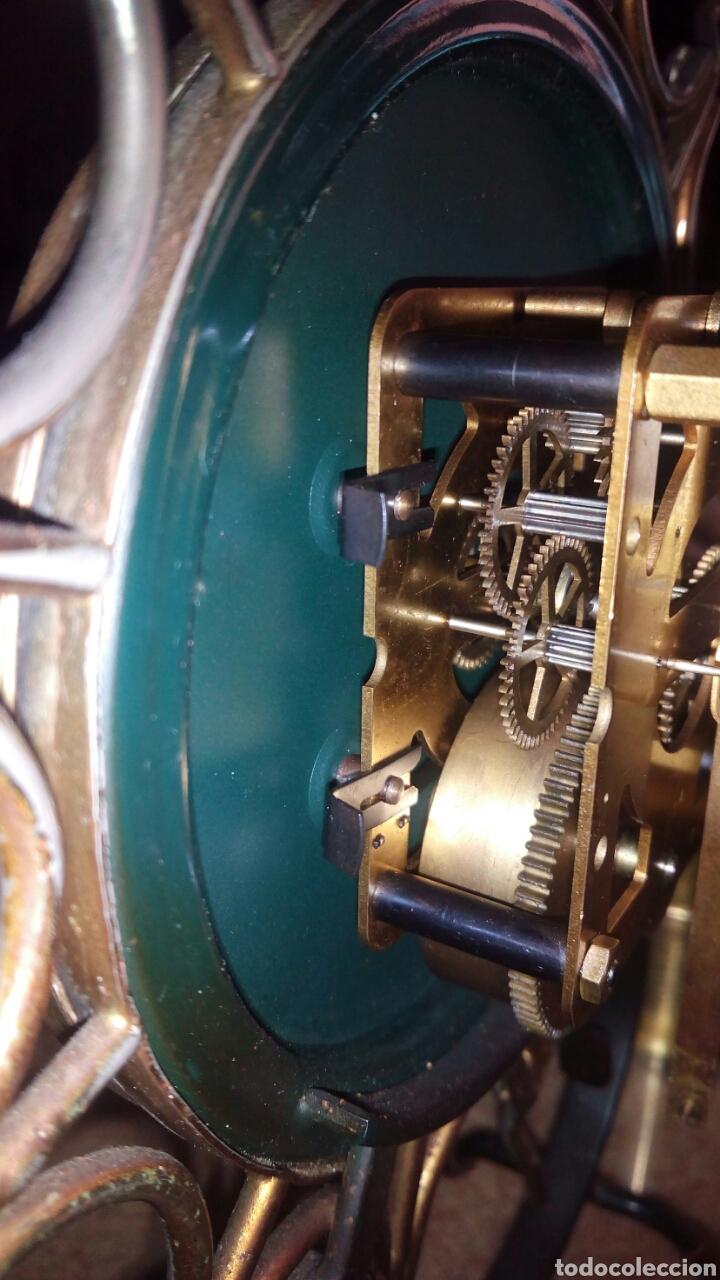 Relojes de carga manual: Reloj de sobremesa,maquinaria - Foto 6 - 116857151