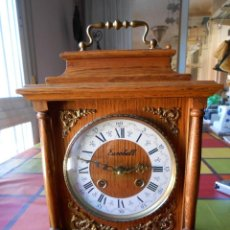 Relojes de carga manual: RELOJ DE SOBREMESA EUROBELL.. Lote 116863387