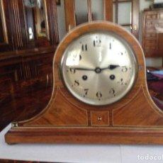 Relojes de carga manual: RELOJ INGLÉS DE CHIMENEA. Lote 118057875