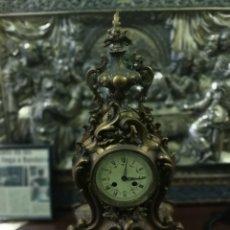 Relojes de carga manual: PRECIOSO RELOJ DE BRONCE.. Lote 118302986