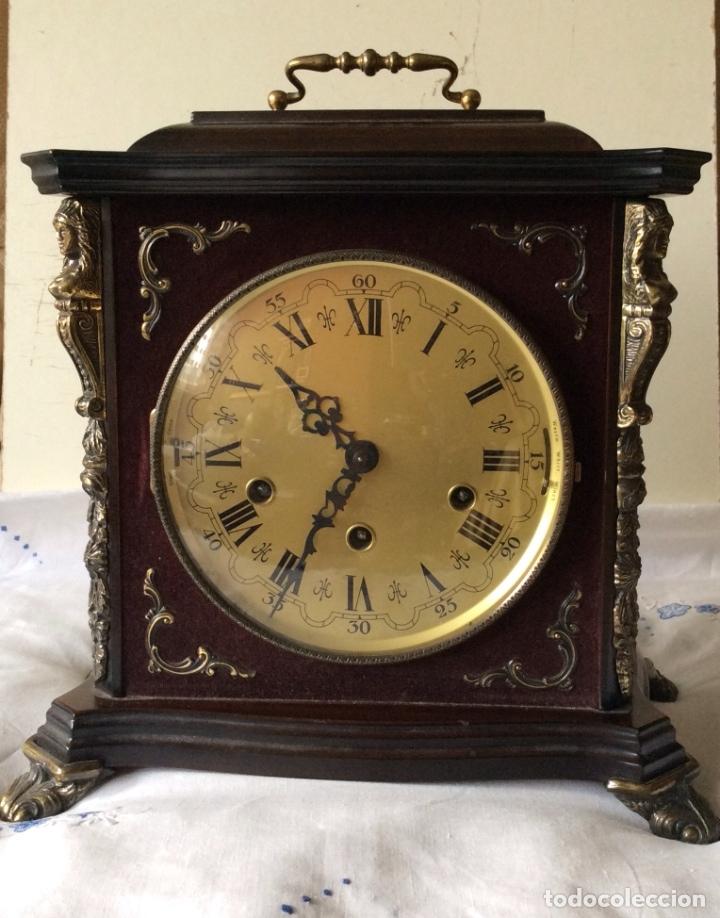 Urgos made in germany,reloj de sobremesa alemán - Sold at