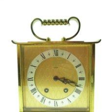 Relojes de carga manual: RELOJ DE SOBREMESA LUXOR. 19,5X26X8CM. Lote 118884059