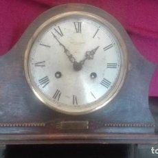 Relojes de carga manual: RELOJ SOBREMESA INGLÉS. M.WILKINSON.MANSFIELD.1930. Lote 119195843