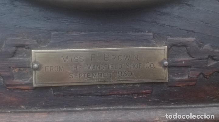 Relojes de carga manual: reloj sobremesa inglés. m.wilkinson.mansfield.1930 - Foto 3 - 119195843