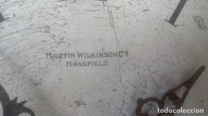 Relojes de carga manual: reloj sobremesa inglés. m.wilkinson.mansfield.1930 - Foto 4 - 119195843