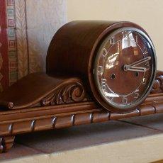 Relojes de carga manual: RELOJ ANTIGUO DE SOBREMESA O CHIMENEA. Lote 119935230