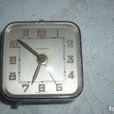 Relojes de carga manual: RELOJ ANTIGUO BAYARD DESPERTADOR. Lote 120147007