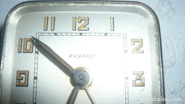 Relojes de carga manual: RELOJ ANTIGUO BAYARD DESPERTADOR - Foto 2 - 120147007