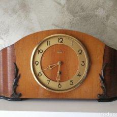 Relojes de carga manual: RELOJ DE SOBREMESA O CHIMENEA SONNEBERG ALEMANIA. Lote 120732503