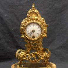 Relojes de carga manual: RELOJ A CUERDA WESTERN GERMANY, DE MESA. Lote 120851719