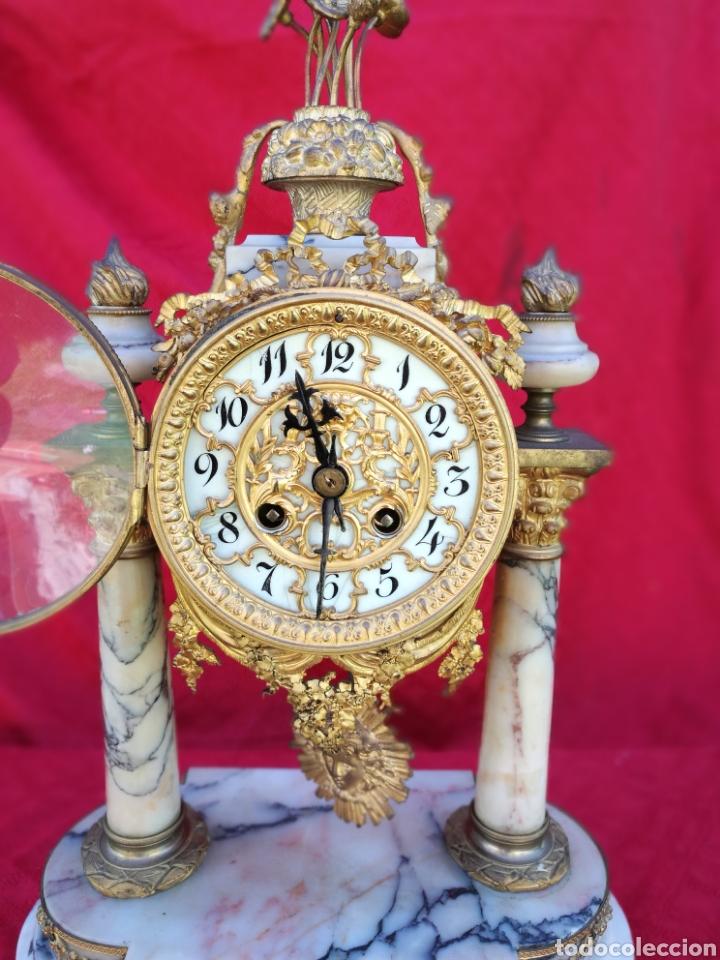 Relojes de carga manual: Reloj siglo XIX - Foto 2 - 120970024