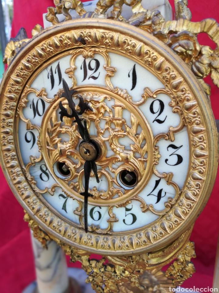 Relojes de carga manual: Reloj siglo XIX - Foto 4 - 120970024