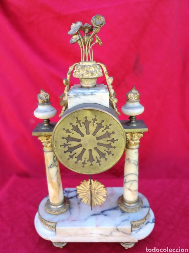 Relojes de carga manual: Reloj siglo XIX - Foto 5 - 120970024