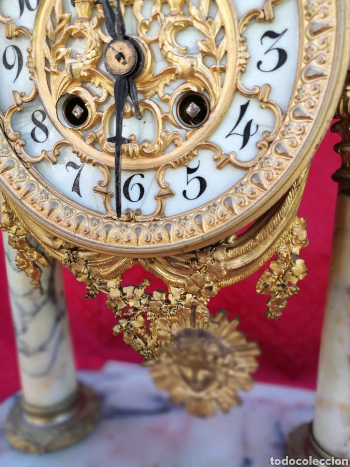 Relojes de carga manual: Reloj siglo XIX - Foto 7 - 120970024
