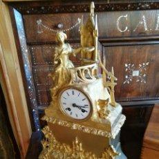 Relojes de carga manual: RELOJ SIGLO XIX. Lote 120970734
