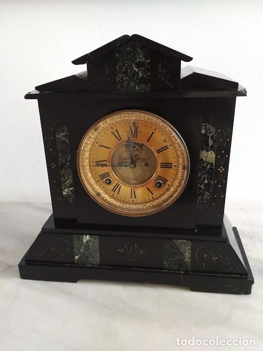 Relojes de carga manual: RELOJ ANSONIA SIGLO XIX. - Foto 3 - 121430183