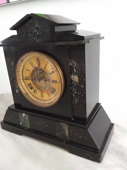Relojes de carga manual: RELOJ ANSONIA SIGLO XIX. - Foto 4 - 121430183