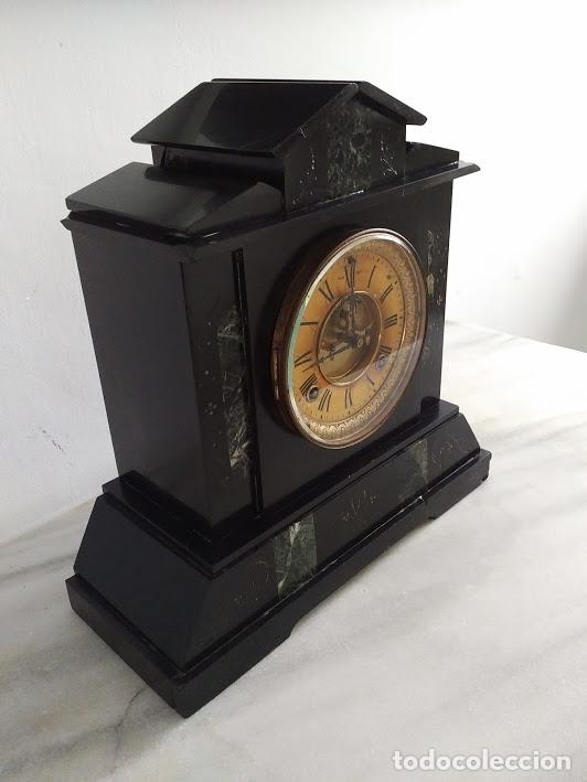 Relojes de carga manual: RELOJ ANSONIA SIGLO XIX. - Foto 5 - 121430183