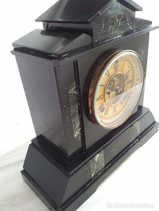 Relojes de carga manual: RELOJ ANSONIA SIGLO XIX. - Foto 6 - 121430183